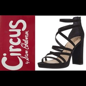 Circus By Sam Edelman Heeled Sandals Size 8